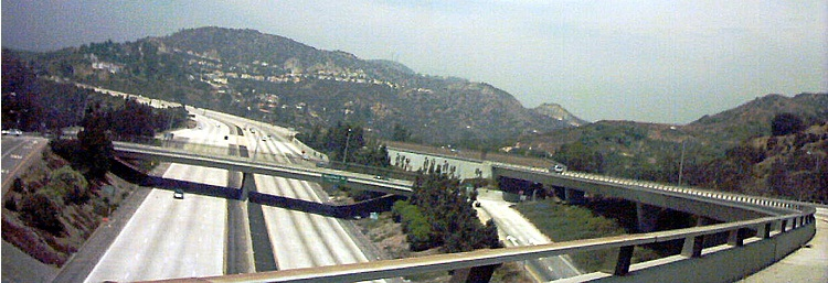 Glendale Freeway