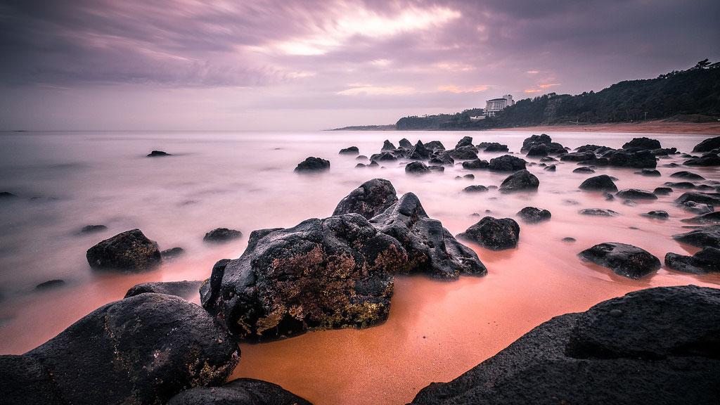 Jungmun-Beach