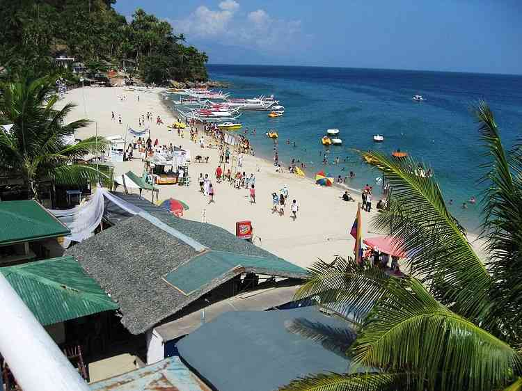 Puerto Galera White Beach