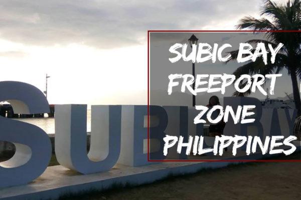 Subic Bay Freeport Zone, Philippines