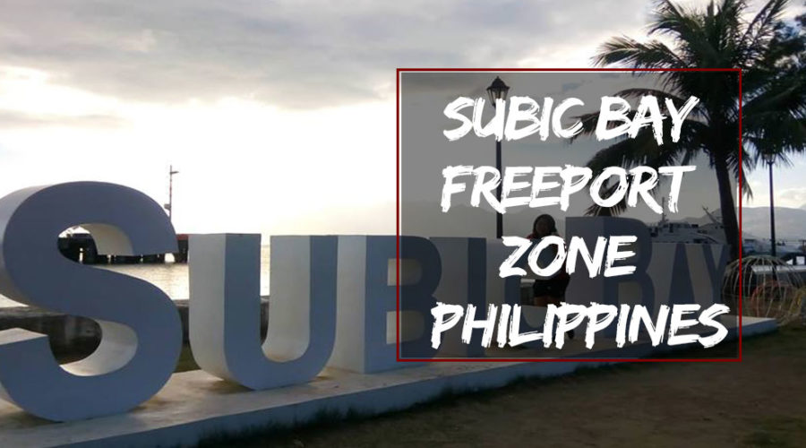 Subic Bay Freeport Zone, Philippines