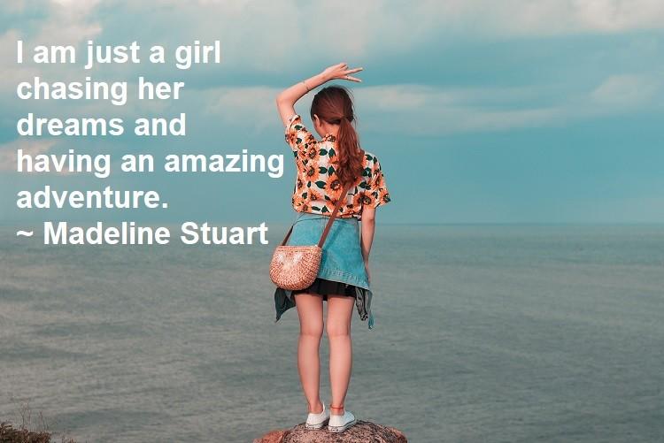 Madeline Stuart