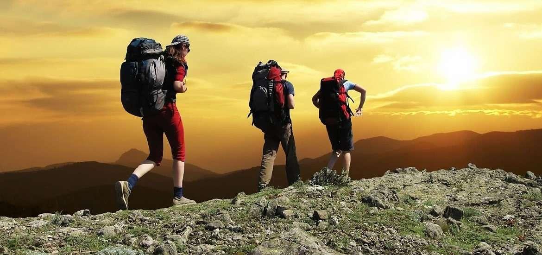 hiking and Trekking