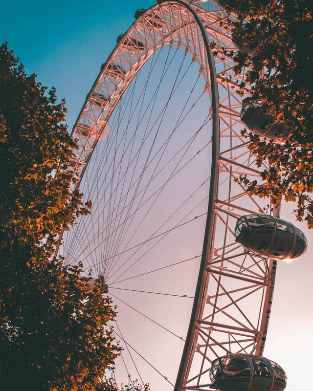 London Eye, London, United Kingdom #ValentinesGetaway