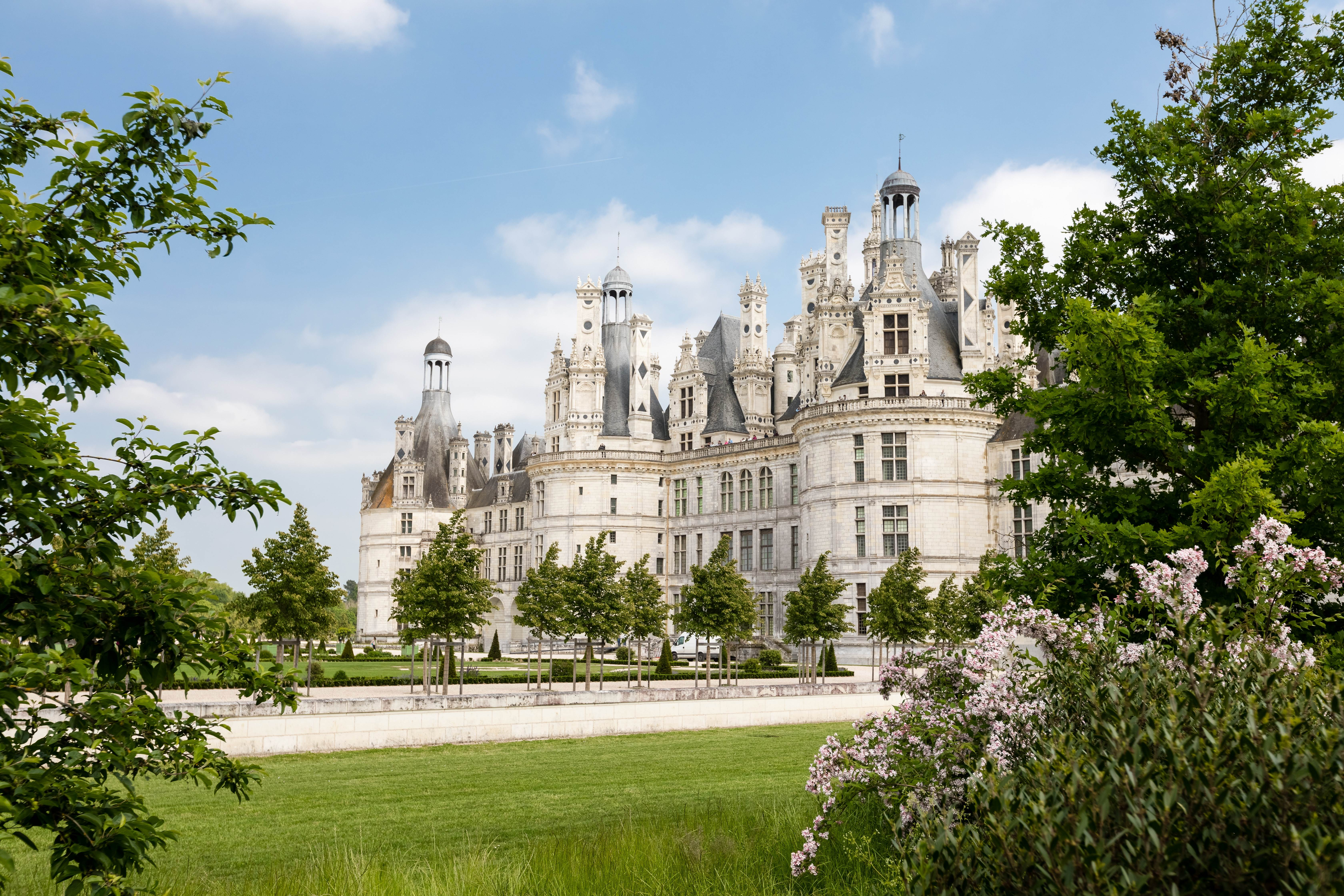 Château de Chambord, France - Castles Straight Out From Fairy Tales