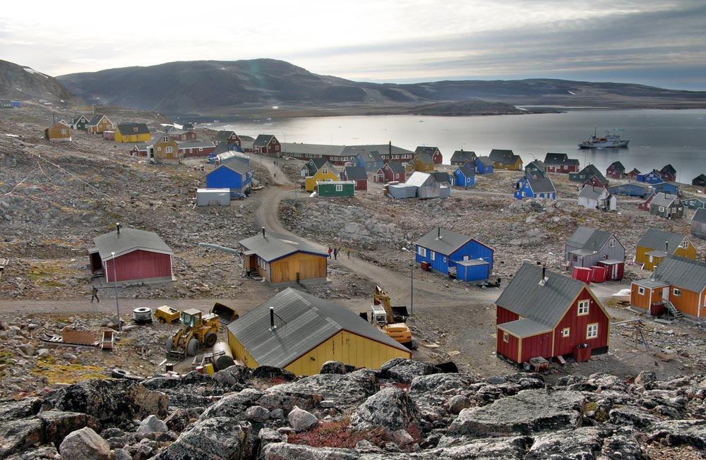 Ittoqqortoormiit top - Top Remote Places on Earth
