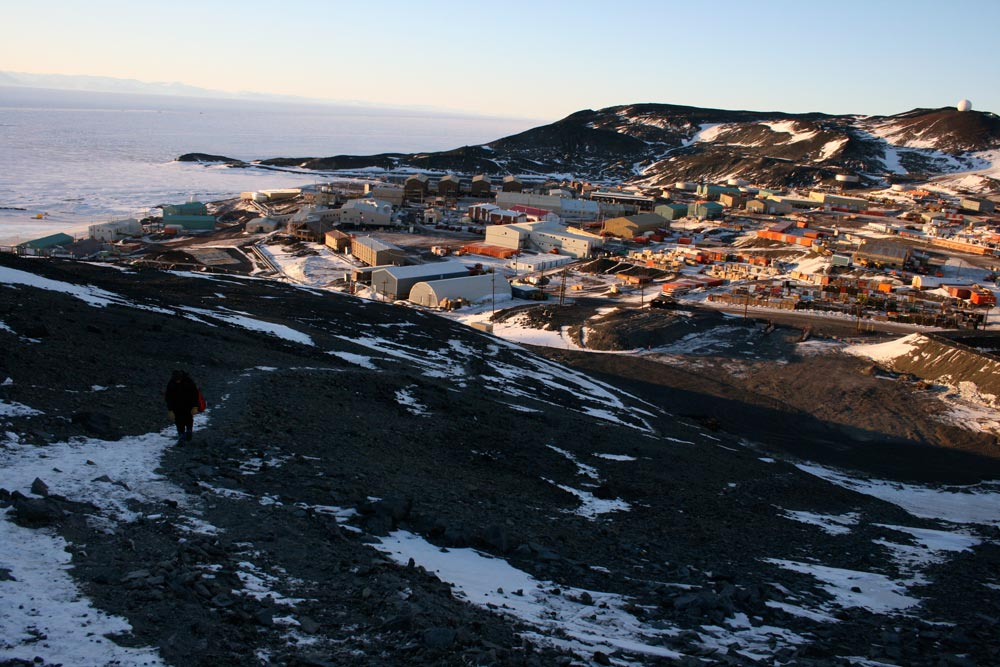 McMurdo Station - Remote Places on Earth