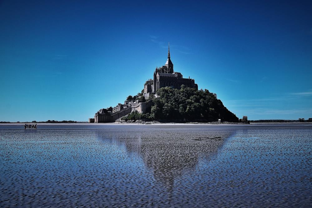 Normandy, France - Castles Straight Out From Fairy Tales