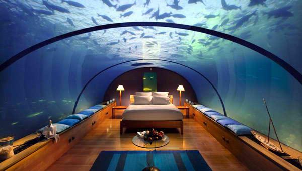 Jules' Undersea Lodge, Florida, USA - Craziest and Bizarre Hotels
