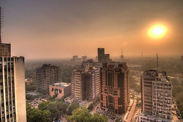 Connaught Place New Delhi India