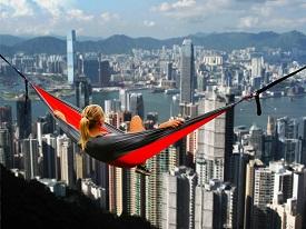 Hong Kong travel destination