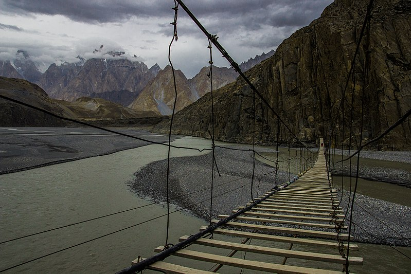 Most Terrifying Bridges in the World
