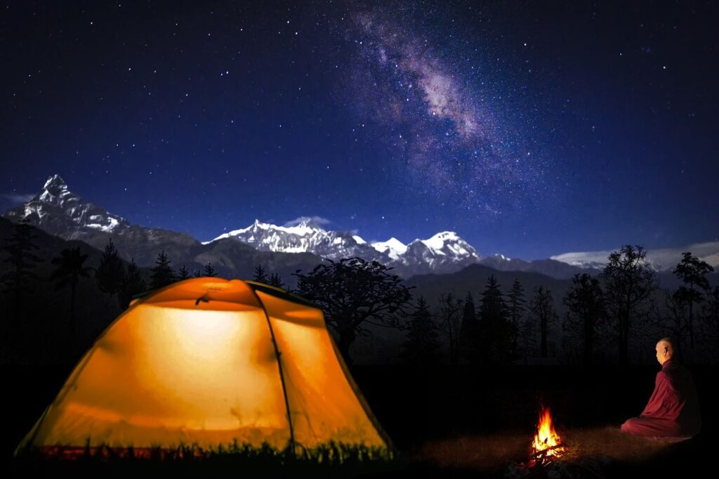 Oregon camping equipment guide